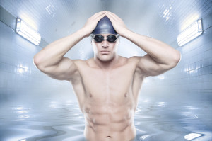swimmers physique